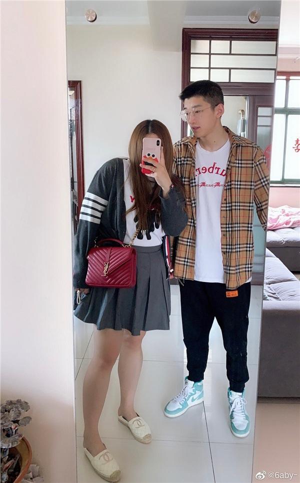 Khổ như cô nàng mũm mĩm trong couple đũa lệch nổi tiếng Trung Quốc, vỗ béo chồng nhưng mỡ cứ nhập vào mình-4