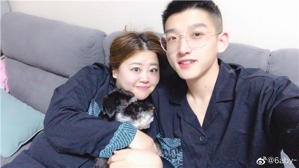 Khổ như cô nàng mũm mĩm trong couple đũa lệch nổi tiếng Trung Quốc, vỗ béo chồng nhưng mỡ cứ nhập vào mình-5
