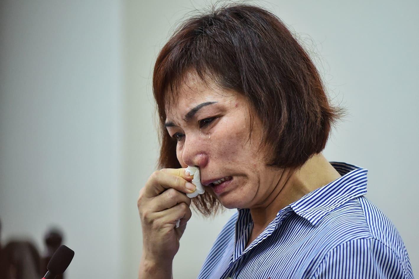 Nước mắt muộn màng của nữ tài xế BMW tông chết người ở Hàng Xanh-1