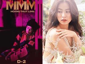 Sau 'Cám Chi Pu', đến lượt Hoàng Thùy Linh hóa thân 'Mị u sầu' trong poster MV mới đậm chất rừng rú