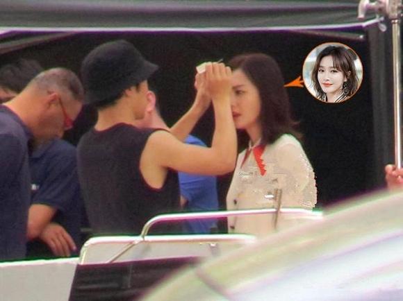 Bất ngờ học đòi thói kiêu căng, Phú Sát Hoàng hậu Tần Lam cho mình là sao hạng A, cãi tay đôi với đạo diễn ngay giữa phim trường?-1
