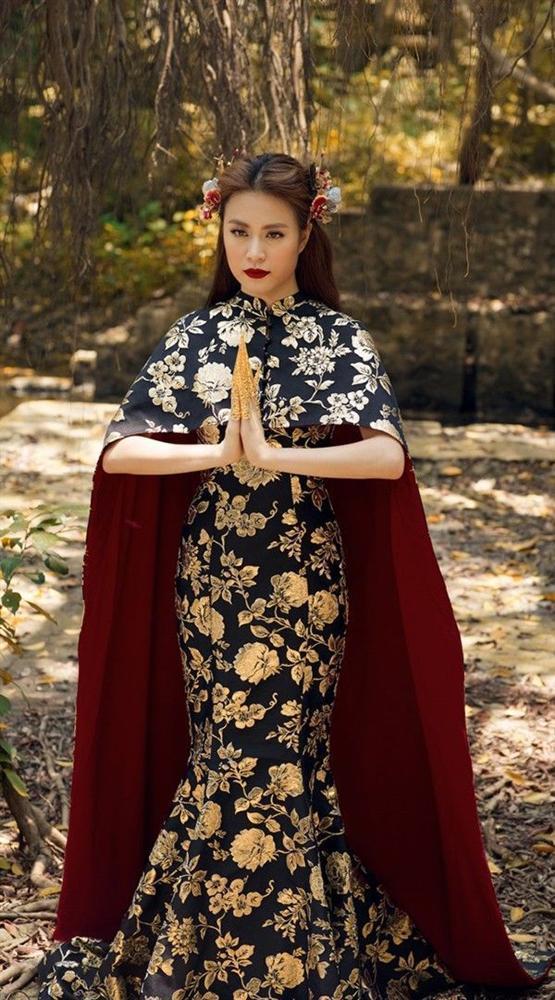 Sau Cám Chi Pu, đến lượt Hoàng Thùy Linh hóa thân Mị u sầu trong poster MV mới đậm chất rừng rú-4