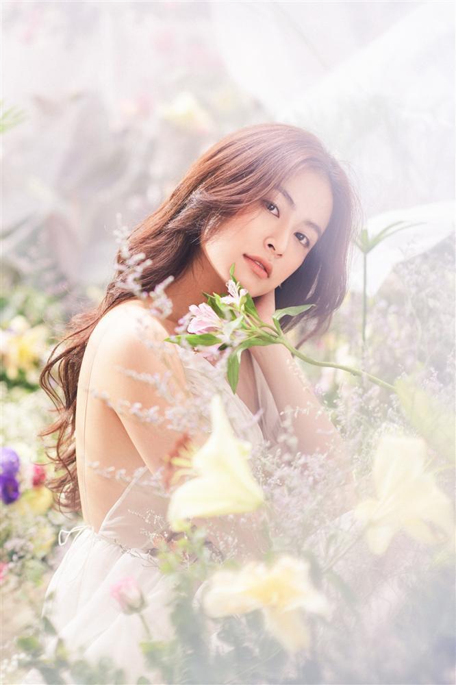 Sau Cám Chi Pu, đến lượt Hoàng Thùy Linh hóa thân Mị u sầu trong poster MV mới đậm chất rừng rú-3