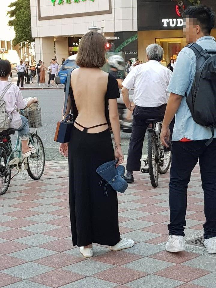 Váy áo ra phố trống huơ trống hoác bị chê vô duyên của phụ nữ xứ tỷ dân-4