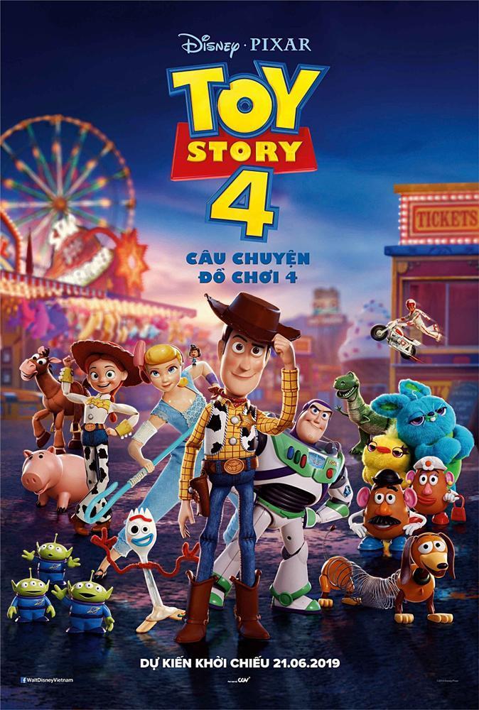 Hai vựa muối Quang Trung - Xuân Nghị hóa thân thành bộ đôi hài hước trong Toy Story 4-1