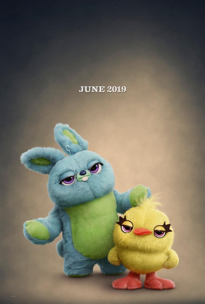 Hai vựa muối Quang Trung - Xuân Nghị hóa thân thành bộ đôi hài hước trong Toy Story 4-2