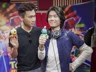 Hai 'vựa muối' Quang Trung - Xuân Nghị hóa thân thành bộ đôi hài hước trong 'Toy Story 4'