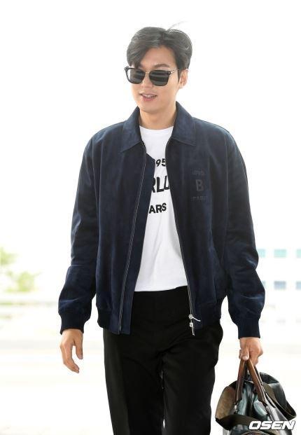 Lee Min Ho gây náo loạn sân bay vì đẹp quá mức cho phép-2