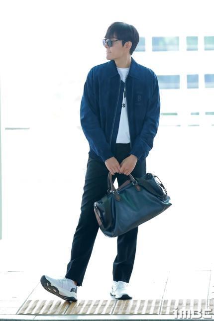 Lee Min Ho gây náo loạn sân bay vì đẹp quá mức cho phép-3