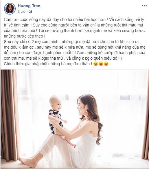 HOT: Hương Trần chính thức xác nhận ly hôn Việt Anh, ẩn ý con giáp 13 phá hoại hạnh phúc-2