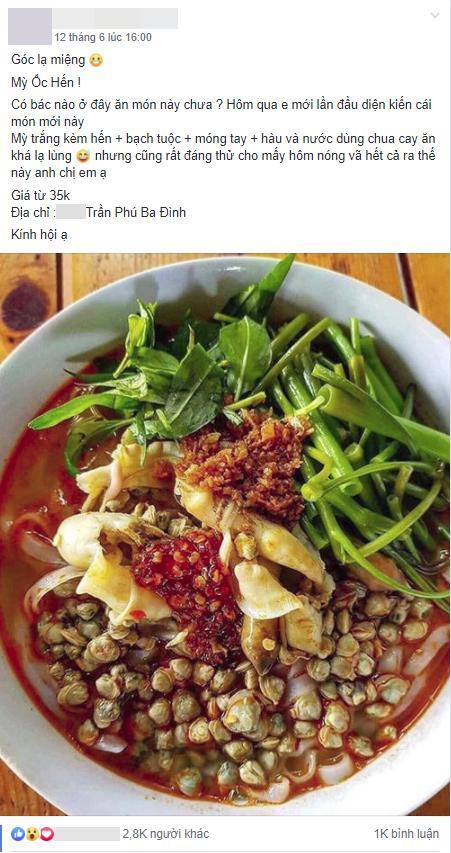 Mỳ ốc hến xuất hiện tại Hà Nội khiến hội thèm ăn tức tốc thưởng thức nhưng phản ứng bất ngờ...-1