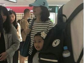Ái nữ 8 tuổi của nàng 'Dae Jang Geum' Lee Young Ae gây chú ý với ngoại hình dễ thương thừa hưởng từ gene mẹ