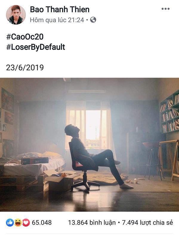Mở lại Facebook kèm thông báo ra MV mới, nam rapper chửi BTS bê đê bị dân mạng xỉa xói câu fame bẩn-3
