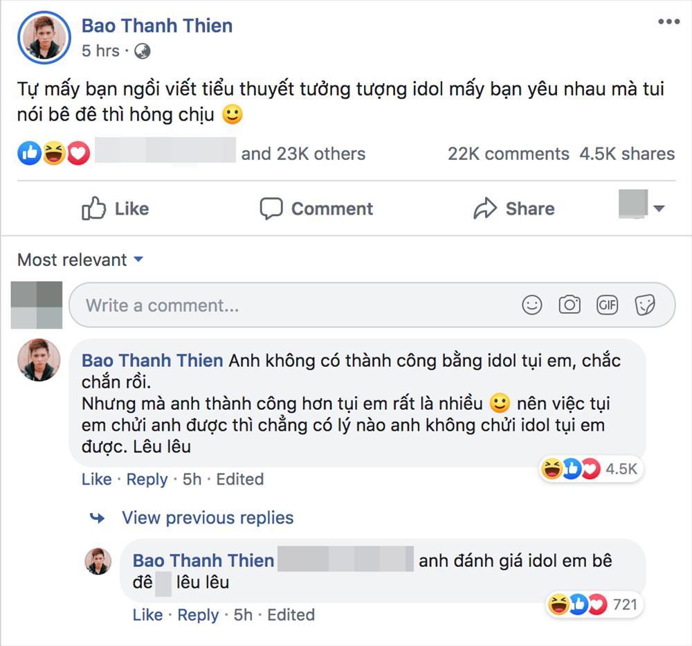 Mở lại Facebook kèm thông báo ra MV mới, nam rapper chửi BTS bê đê bị dân mạng xỉa xói câu fame bẩn-2
