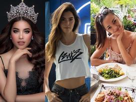 Bản tin Hoa hậu Hoàn vũ 18/6: Phạm Hương trát cả cân phấn vẫn thua xa mặt mộc của hai đại mỹ nhân