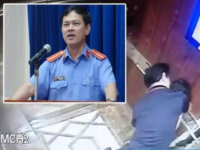 Ông Nguyễn Hữu Linh chỉ thừa nhận ôm hôn bé gái 3 lần, không dâm ô-1