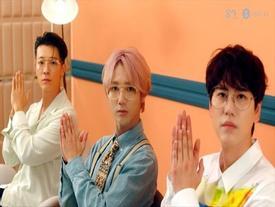 Donghae - Kyuhyun (Super Junior) trở thành cameo trong MV comeback 'ngập sắc hường' của Yesung