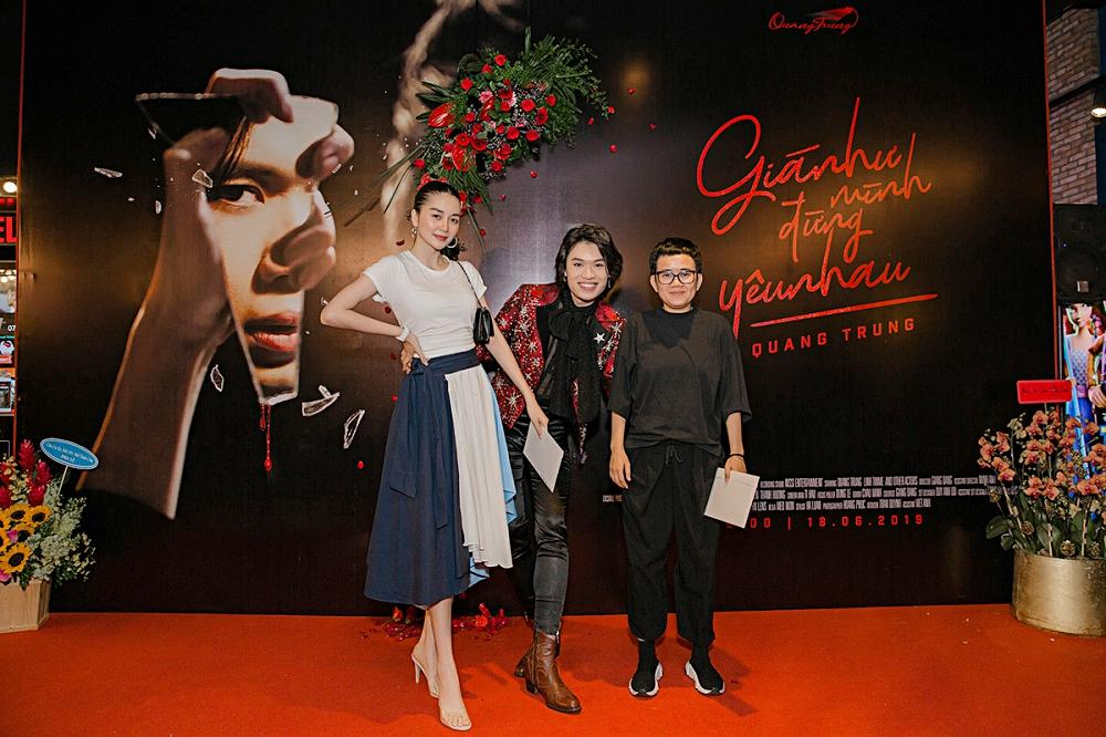 Phương Uyên khóc nức nở khi chứng kiến danh hài Quang Trung debut làm ca sĩ-3