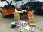 Cuộc sống sang chảnh chuẩn rich kids, hàng hiệu xe sang từ đầu đến chân tiểu thư 20 tuổi - ái nữ nhà đại gia Minh Nhựa