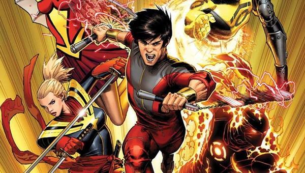 Marvel muốn Chân Tử Đan, Lâm Lộ Địch đóng phim về siêu anh hùng gốc Á-1