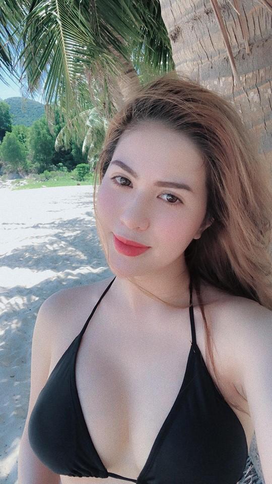 Bỏng mắt ngắm vợ hot girl vừa ly hôn Việt Anh sau 7 năm gắn bó-4