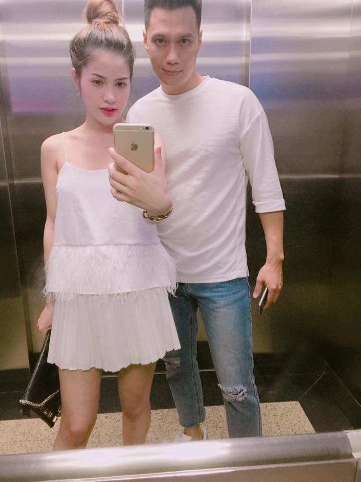 Bỏng mắt ngắm vợ hot girl vừa ly hôn Việt Anh sau 7 năm gắn bó-9