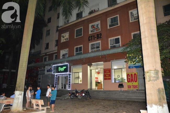 Hà Nội: Bé gái 6 tuổi rơi từ tầng 14 chung cư xuống mái tôn tầng 2 trong lúc mẹ vắng nhà-2