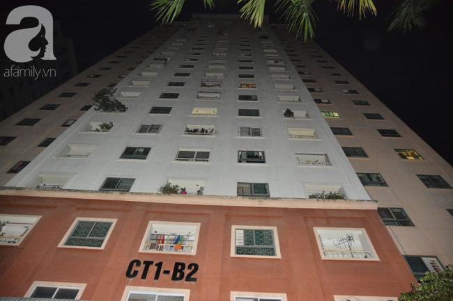 Hà Nội: Bé gái 6 tuổi rơi từ tầng 14 chung cư xuống mái tôn tầng 2 trong lúc mẹ vắng nhà-1