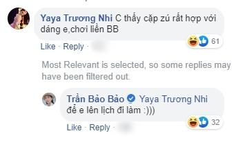 BB Trần khoe vòng 1 siêu to khổng lồ khiến fan kêu réo thử sức với trào lưu dùng ngực đỡ trà sữa-2