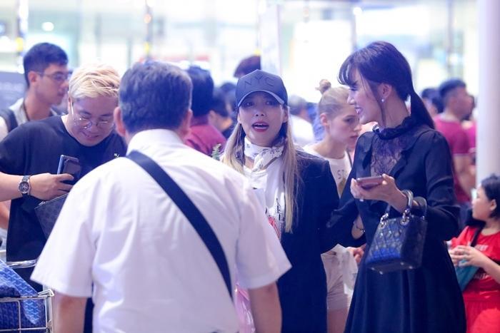 Hari Won đón báu vật Hàn Quốc Kim So Hyang đến Việt Nam-4