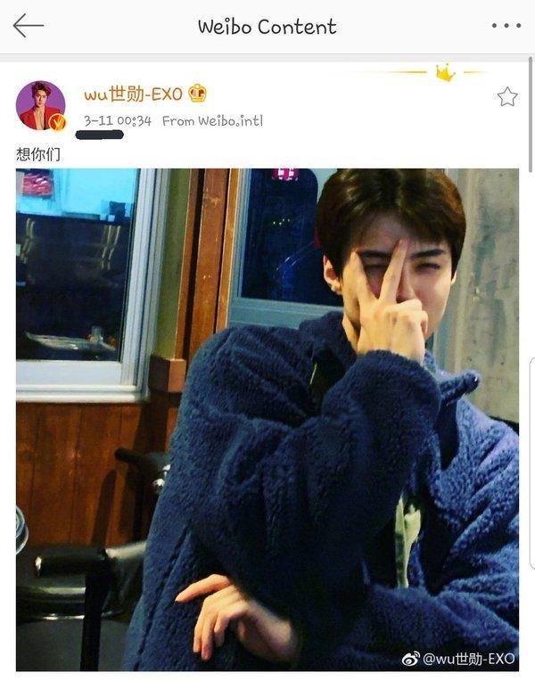 Lại là thánh spoil Sehun: EXO-L gần như đoán được 99% chính xác ngày debut của nhóm nhỏ Sehun - Chanyeol-2