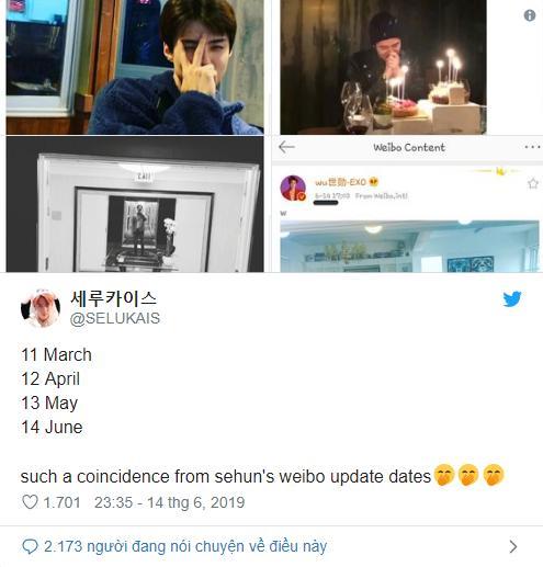 Lại là thánh spoil Sehun: EXO-L gần như đoán được 99% chính xác ngày debut của nhóm nhỏ Sehun - Chanyeol-6