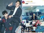 Chanyeol và Sehun (EXO) tình bể bình đậm chất đam mỹ trước ngày trở lại đường đua Kpop tháng 7-11