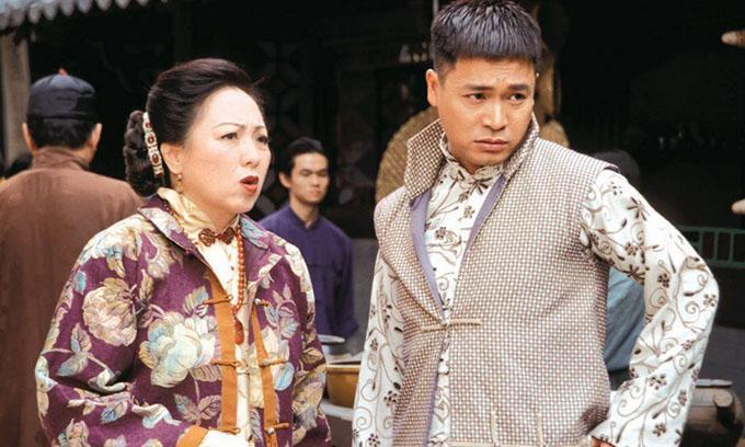 Sao TVB đăng ký kỷ lục Guinness có nhiều con trên phim-1