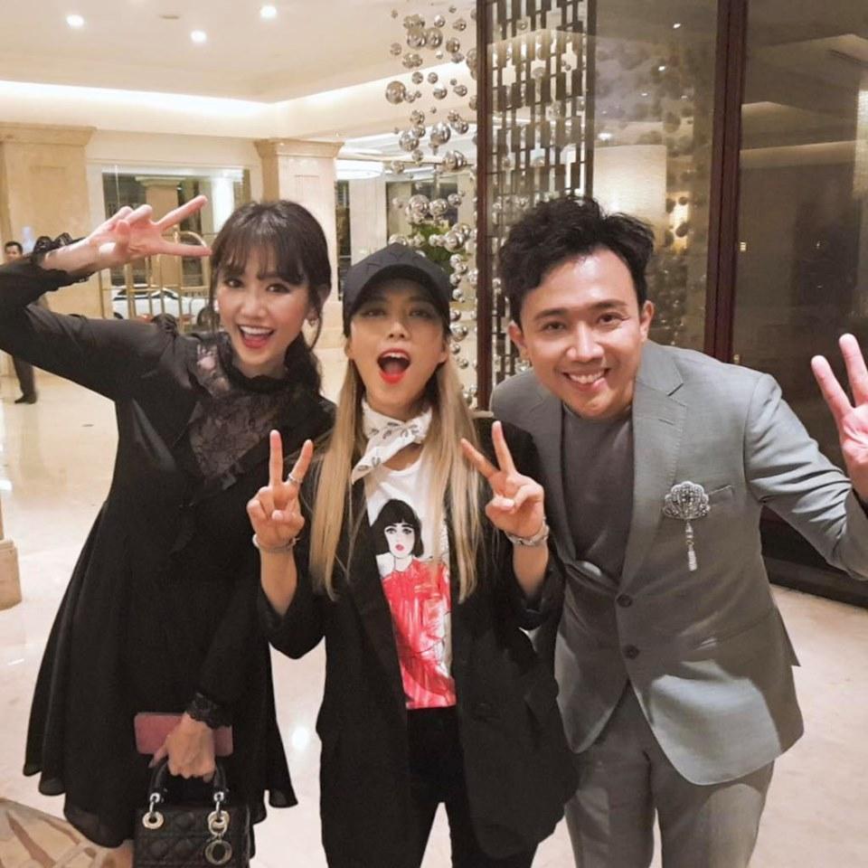 Điểm chung hiếm hoi của Trấn Thành - Hari Won: Dành tình yêu to bự cho giọng ca uy lực nhất Hàn Quốc-2