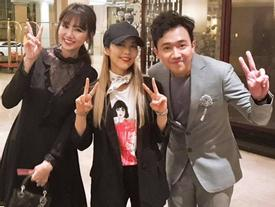 Điểm chung hiếm hoi của Trấn Thành - Hari Won: Dành tình yêu to bự cho giọng ca uy lực nhất Hàn Quốc