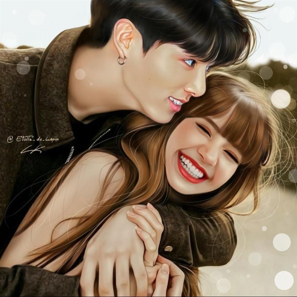Jungkook (BTS) và Lisa (BlackPink) được đề cử cặp đôi tuyệt nhất tại Mexico khiến fan hai bên dậy sóng-5