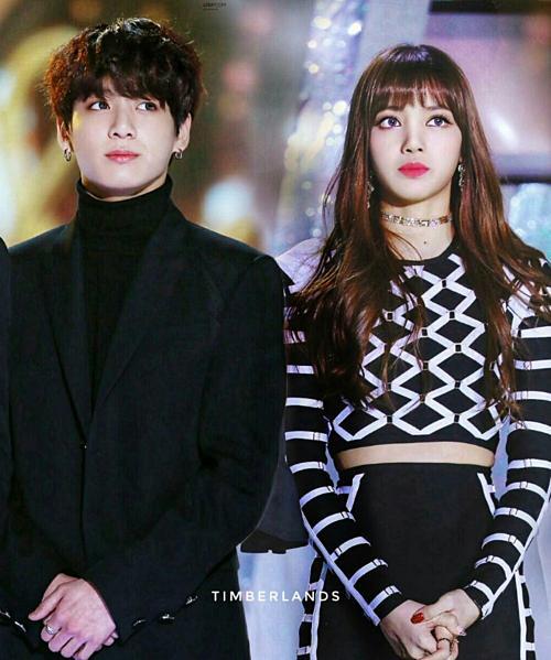 Jungkook (BTS) và Lisa (BlackPink) được đề cử cặp đôi tuyệt nhất tại Mexico khiến fan hai bên dậy sóng-7