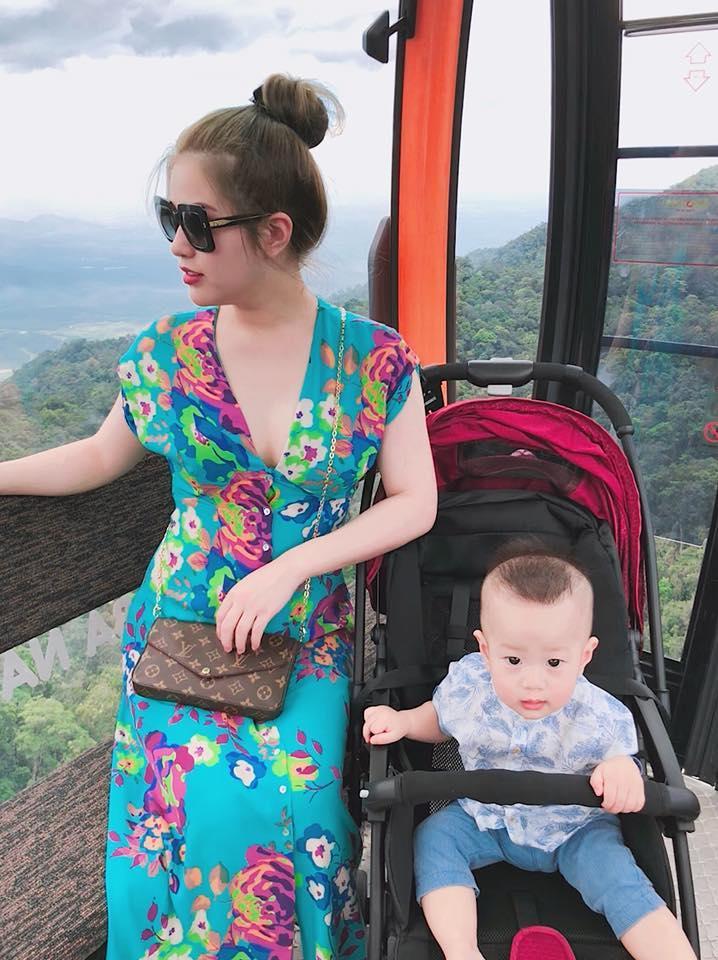 Vợ cũ Việt Anh mạnh mẽ hơn tưởng tượng, lập tức trở lại công việc chỉ sau 1 ngày thông báo ly hôn-2