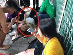 Chỉ vì một câu nói của thanh niên lạ, 2 nữ sinh ngã sấp mặt, nằm rên giữa đường