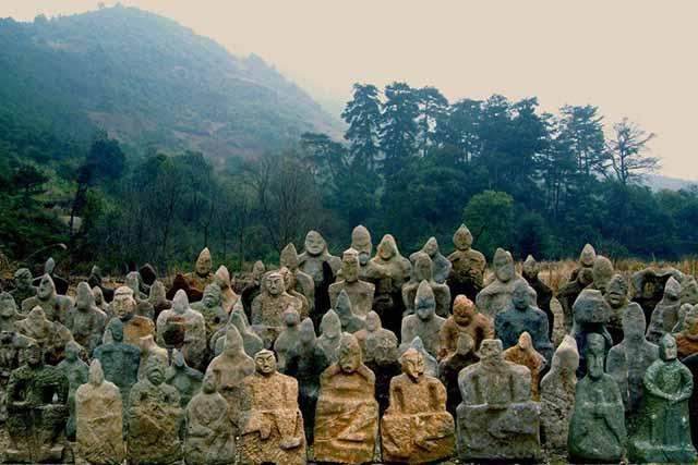 Bí ẩn về những bức tượng tồn tại suốt 800 năm khiến người Trung Quốc phải kính sợ-3