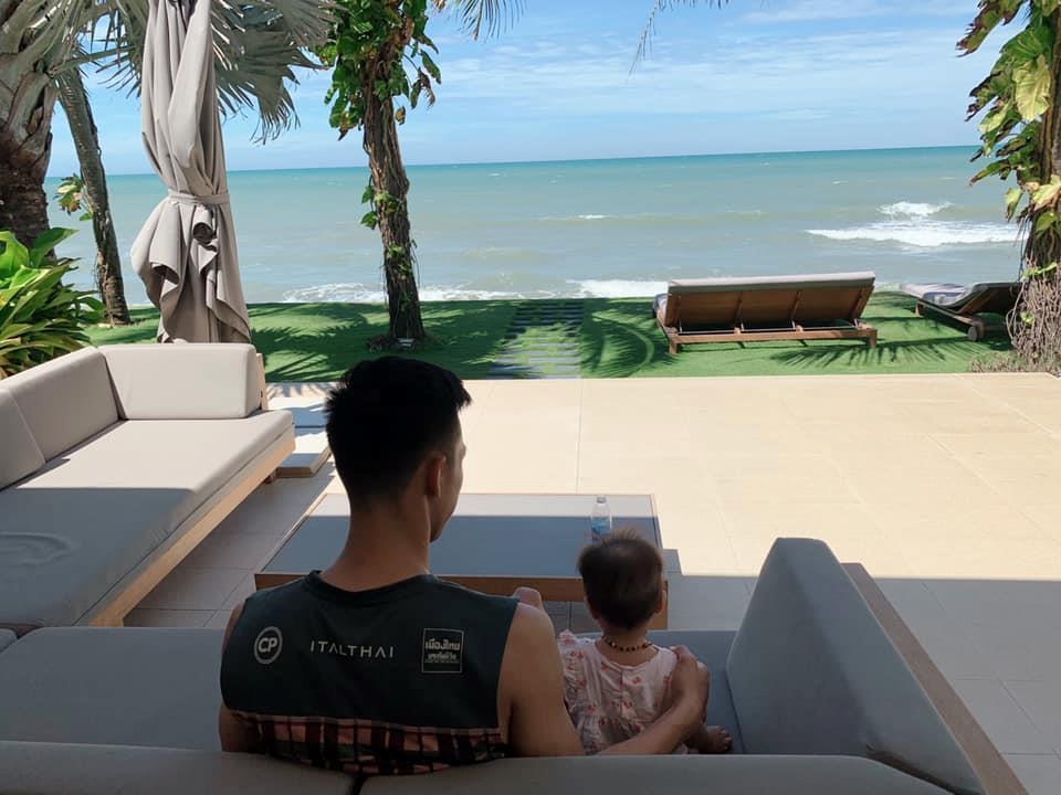 Tuyển thủ Việt Nam khoe ảnh đi nghỉ dưỡng sau giải đấu ở Thái Lan-7