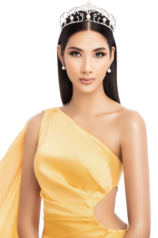 Á hậu Hoàng Thùy: Tôi chỉ có một lần sống với Miss Universe mà thôi-1