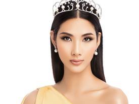 Á hậu Hoàng Thùy: 'Tôi chỉ có một lần sống với Miss Universe mà thôi'