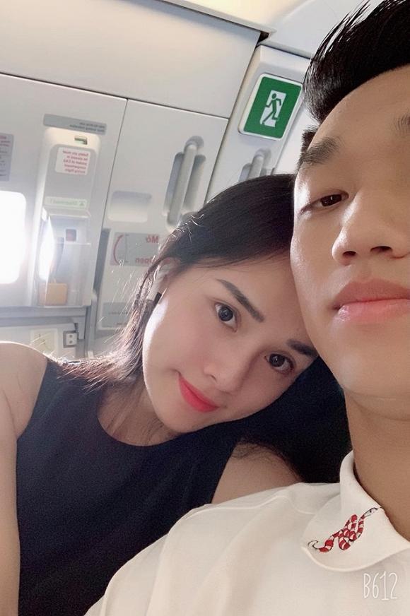 BẤT NGỜ CHƯA: Đẹp trai, đá bóng giỏi nhưng Trọng Đại của tuyển Việt Nam bị bạn gái tố vũ phu-2