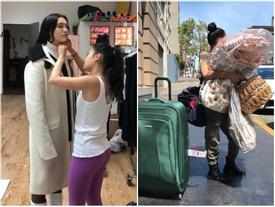 Stylist Việt Nam phải ngủ dưới sàn, ăn mì gói khi làm việc tại New York
