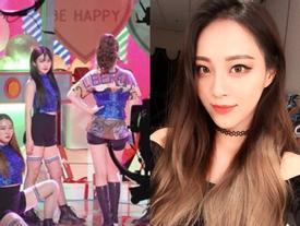 Nhan sắc vũ công phụ họa trong ca khúc solo debut của Somi gây sốt, lấn át cả nhân vật chính