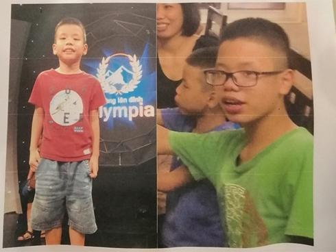 Hà Nội: Hai anh em ruột 14 và 8 tuổi bất ngờ mất tích-1