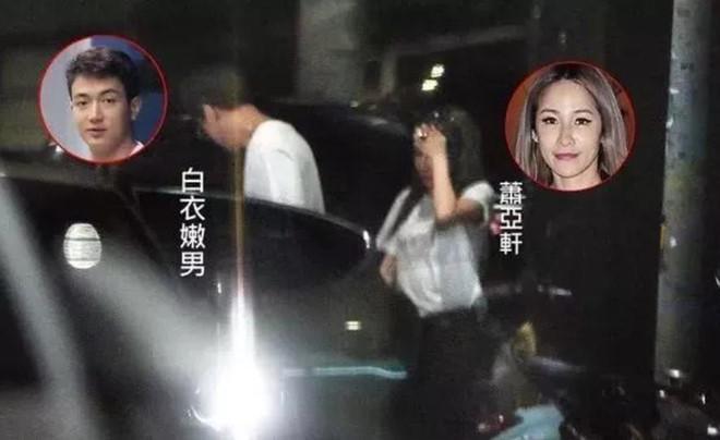 Diva Đài Loan bị bắt gặp qua đêm với bạn trai kém 16 tuổi-1