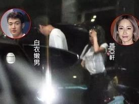 Diva Đài Loan bị bắt gặp qua đêm với bạn trai kém 16 tuổi